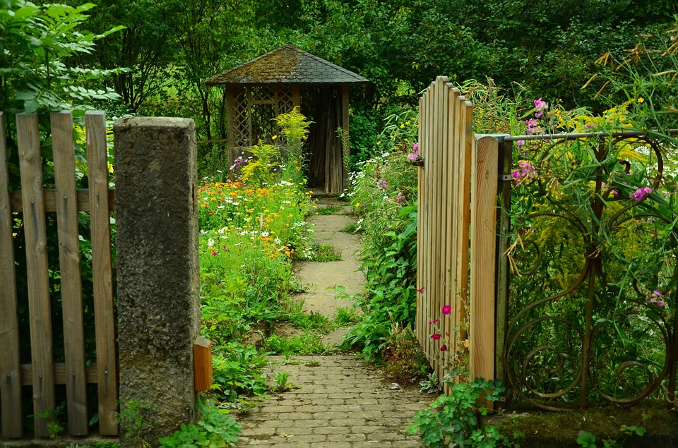 aménagement de jardin naturel