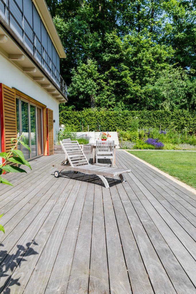 terrasse pin traité écologique